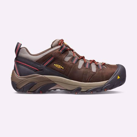 Picture of Keen Men's Detroit Low Internal Met-Guard (Steel Toe)