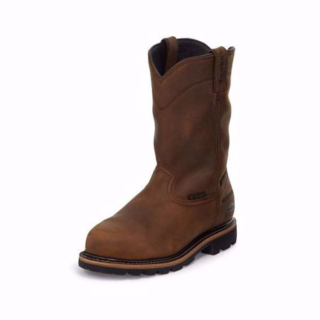Picture of Justin Men's Pully Safety Toe (Met-Guard)