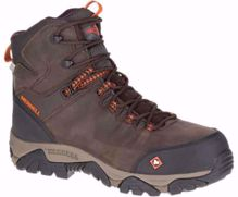 Picture of Merrell Men's Phaserbound Mid Waterproof Comp Toe Work Boot