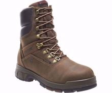 """Picture of Wolverine Men's 8"""" Waterproof Cabor - Composite Safety Toe"""
