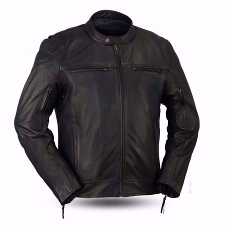 Picture of First Mfg. Men's Leather Jacket - Top Performer