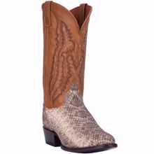Picture of Dan Post Venom Rattlesnake Men's Exotic Boot
