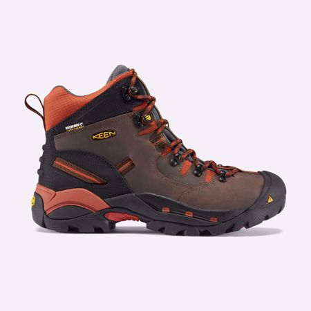 "Picture of Keen Men's Pittsburgh 6"" (Soft Toe)"