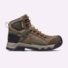 Picture of Keen Men's Davenport Al Waterproof Mid (Composite Toe)