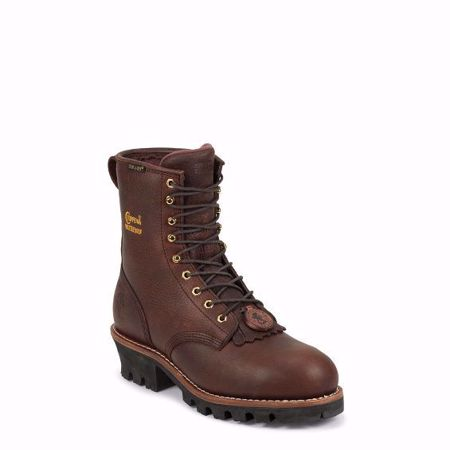 Picture of Chippewa Men's Paladin Briar Insulated Waterproof Steel Toe Logger