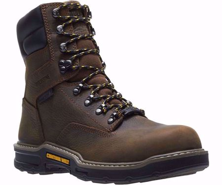 """Picture of Wolverine Men's 8"""" Waterproof Bandit - Safety Toe"""