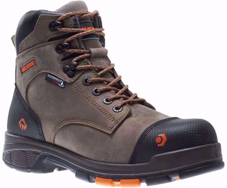 "Picture of Wolverine Men's 6"" Waterproof Carbonmax Blade LX - Safety Toe"