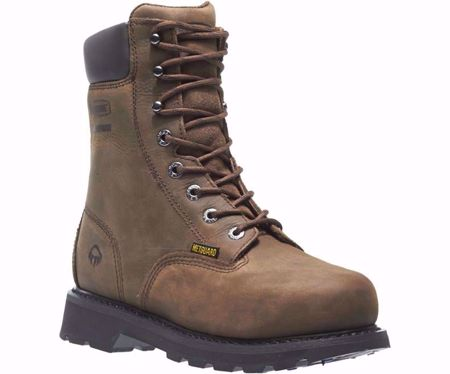 "Picture of Wolverine Men's 8"" Waterproof McKay - Met-Guard"