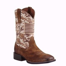 Picture of Ariat Men's Sport Patriot Western Boot