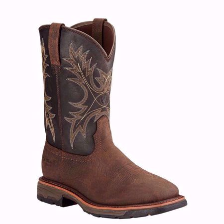 Picture of Ariat Men's WorkHog Waterproof Work Boot