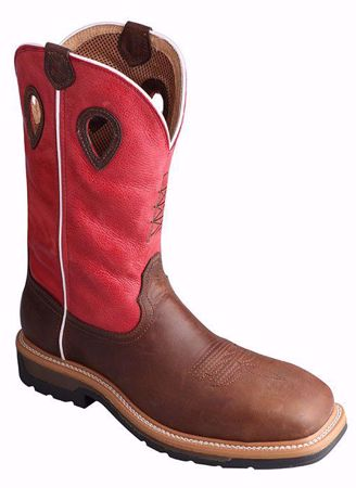 Picture of Twisted X Waterproof Safety Toe Work Boot
