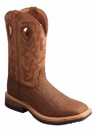Picture of Twisted X Men's Safety Toe Western Work Boot