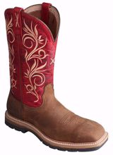 Picture of Twisted X Women's Safety Toe Western Boot