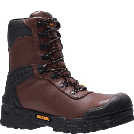 """Picture of Wolverine 8"""" Men's CarbonMAX Work Boot"""
