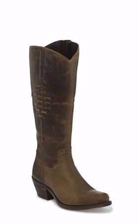 Picture of Justin Mcalester Ladies Western Boot