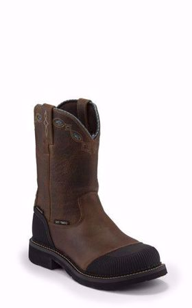 Picture of Justin Audrey Women's Waterproof/Safety Toe Work Boot
