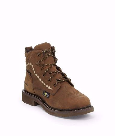 Picture of Justin Lanie Women's Met Guard Work Boot