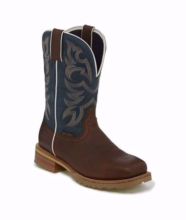 Picture of Justin Marshal Reef Men's Safety Toe/Waterproof Work Boot