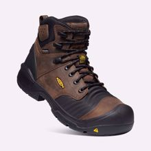 "Picture of Keen 6"" Portland Men's Waterproof/Safety Toe Boot"