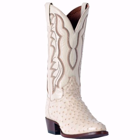 Picture of Dan Post Pershing Full Quill Ostrich Men's Exotic Boot