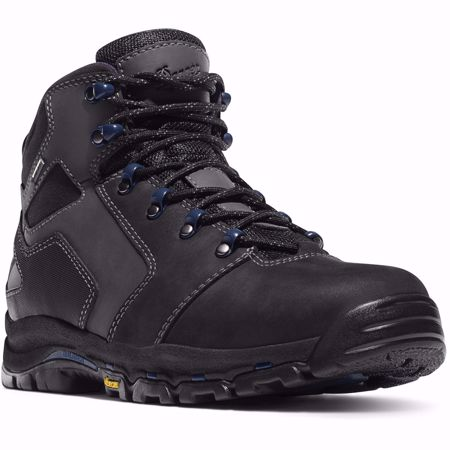 "Picture of Danner Vicious Men's 4.5"" Blaack Composite Toe (NMT) Workboot"
