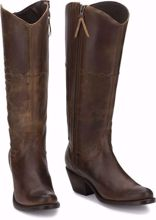 Picture of Justin Brand Reba Women's Tall Leather Mcalester Boot