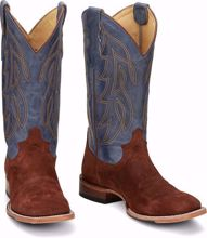 Picture of Justin Men's Western Soft Toe Boot