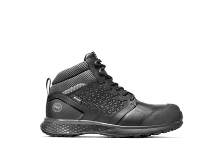 Picture of Timberland Men's Reaxion Comp Toe Boots