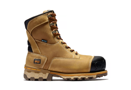 "Picture of Timberland Men's Boondock 8""Insulated Composite Toe Boot"