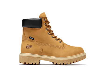 """Picture of Timberland Men's Direct Attach 6"""" Steel Toe Boots"""