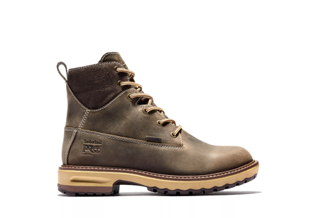 """Picture of Timberland Women's Hightower 6"""" Soft Toe Work Boots"""